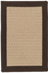 Colonial Mills Bayswater By03 Brown Area Rug