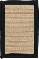 Colonial Mills Bayswater By13 Black Area Rug