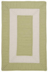 Colonial Mills Rope Walk Cb96 Celery Area Rug