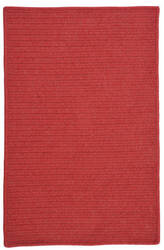 Colonial Mills Courtyard Cy52 Red Area Rug