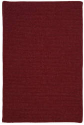 Colonial Mills Courtyard Cy62 Sangria Area Rug