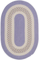 Colonial Mills Flowers Bay Fb11 Amethyst Area Rug