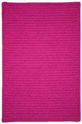 Colonial Mills Simply Home Solid H930 Magenta Area Rug