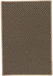 Colonial Mills Point Prim Im13 Black Area Rug
