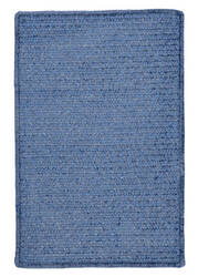 Colonial Mills Simple Chenille M501 Petal Blue Area Rug
