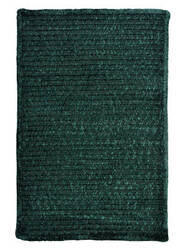 Colonial Mills Simple Chenille M603 Dark Green Area Rug
