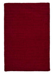 Colonial Mills Simple Chenille M703 Sangria Area Rug