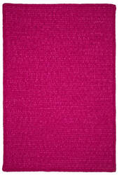 Colonial Mills Simple Chenille M930 Magenta Area Rug