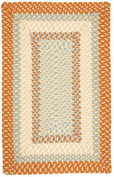 Colonial Mills Montego Mg29 Tangerine Area Rug