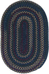 Colonial Mills Midnight Mn57 Indigo Area Rug