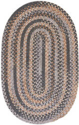 Colonial Mills Oak Harbour Oh98 Graphite Area Rug