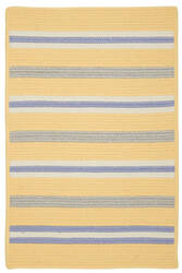 Colonial Mills Painter Stripe Ps31 Summer Sun Area Rug