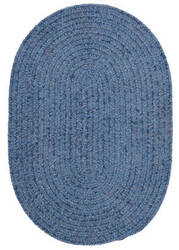 Colonial Mills Spring Meadow S501 Petal Blue Area Rug