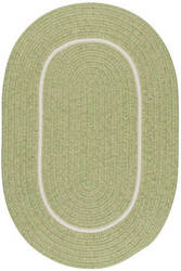 Colonial Mills Silhouette Sl66 Celery Area Rug