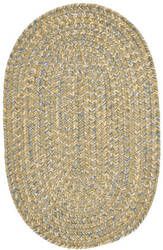 Colonial Mills West Bay Wb61 Celery Tweed Area Rug