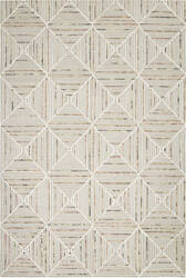 Company C Colorfields Diamond Stripe 10716 Multi Area Rug