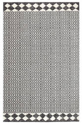 Company C Odeon 10761 Black Area Rug
