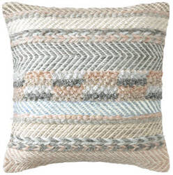 Company C Sand Dune Pillow 10780 Driftwood
