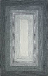 Company C French Braid 10820 Gray Area Rug