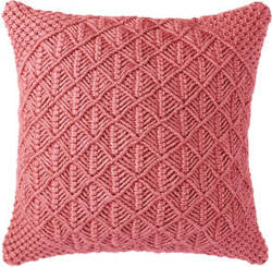 Company C Clove Pillow 10887k Coral