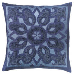 Company C Cassandra Pillow 10745k Indigo