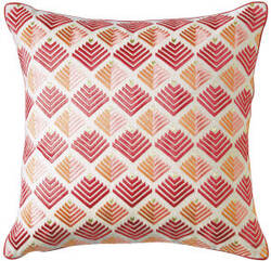 Company C Prism Pillow 19551k Newport Red