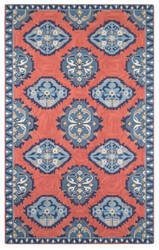 Company C Old Glory 10720 Newport Red Area Rug