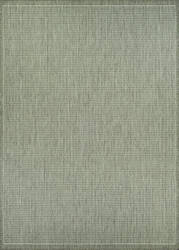 Couristan Recife Saddlestitch Champagne - Taupe Area Rug