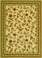 Couristan Royal Luxury Winslow Linen - Beige Area Rug