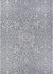 Couristan Monte Carlo Palmette Grey - Ivory Area Rug