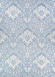 Couristan Crawford Contempo Garden Pewter Area Rug