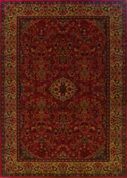Couristan Everest Ardebil Crimson Area Rug