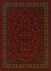 Couristan Everest Isfahan Crimson Area Rug