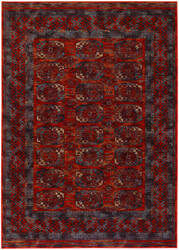Rugstudio Sample Sale 65960R Rust Area Rug