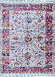 Couristan Evolution Nurata Amethyst Area Rug
