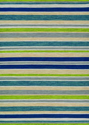 Couristan Cottages Alki Ocean Shades Area Rug