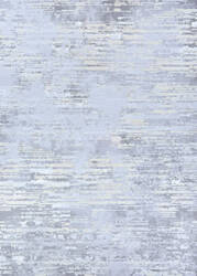 Couristan Serenity Cryptic Light Grey - Champagne Area Rug
