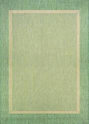 Couristan Recife Stria Texture Natural - Green Area Rug
