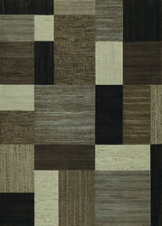Couristan Everest Geometrics Brown - Multi Area Rug