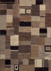 Couristan Easton Maribel Ivory - Grey Area Rug