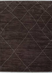 Couristan Bruges Diamante Chocolate Area Rug