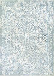 Couristan Marina Lillian Oyster - Slate Blue Area Rug