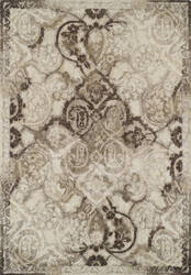 Dalyn Antigua An10 Mocha Area Rug