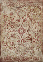 Dalyn Antigua An4 Paprika Area Rug