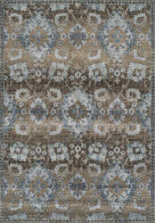 Dalyn Antigua An5 Mocha Area Rug