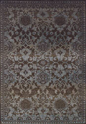 Dalyn Antigua An8 Chocolate Area Rug