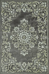 Dalyn Beckham Bc185 Grey Area Rug