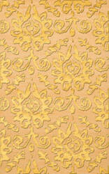 Dalyn Bella Bl10 Lemonade Area Rug