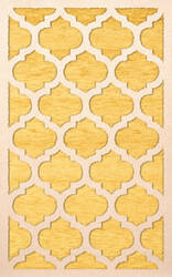 Dalyn Bella Bl11 Yellow Area Rug