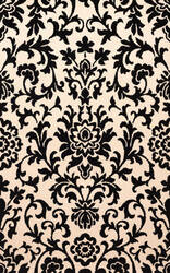 Dalyn Bella Bl7 Black Area Rug